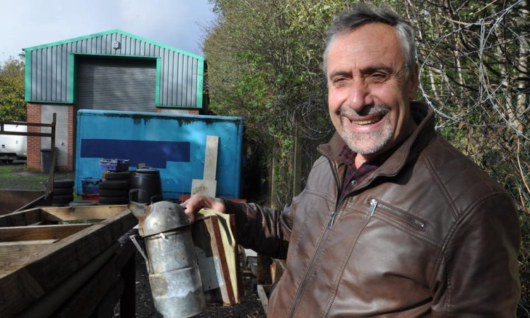 Syrian beekeeping expert to create a buzz at BVA Members' Day