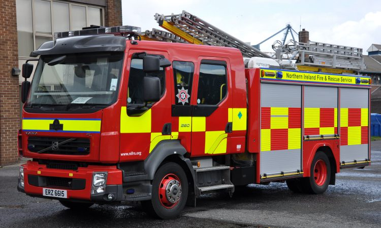 Barn containing 1,500t of silage and 200 bales goes ablaze
