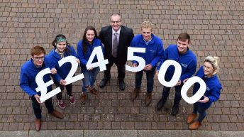 Greenmount College offers its biggest ever bursary fund