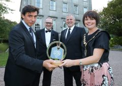 Diversified dairy farm comes out top at Food Heartland Awards