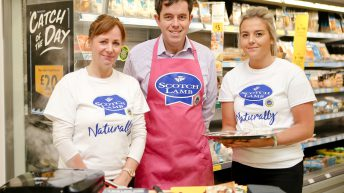 22,000 shoppers to get a taste of Scotch Lamb as part of roadshow