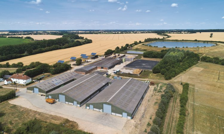 Strutt & Parker, one of the UK's largest farm businesses for sale for £200 million