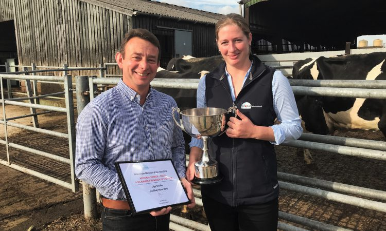 'Meticulous' Oxfordshire herd manager wins national award