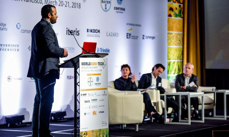 Agri-tech entrepreneurs revealed for 2018 world Summit