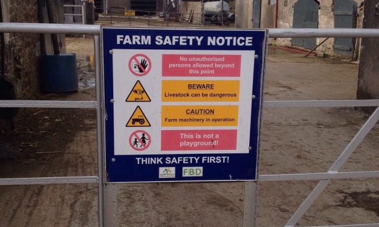 HSE launches New Year farm safety crackdown