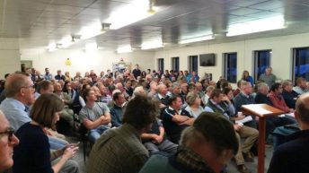 'We're much more than land managers': Farmers give views at NFU Cymru roadshows