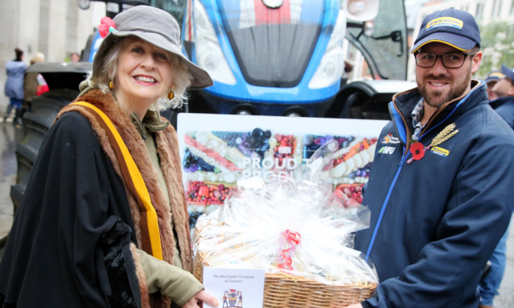 'We're proud to produce your food' – farming's Lord Mayor's Show message