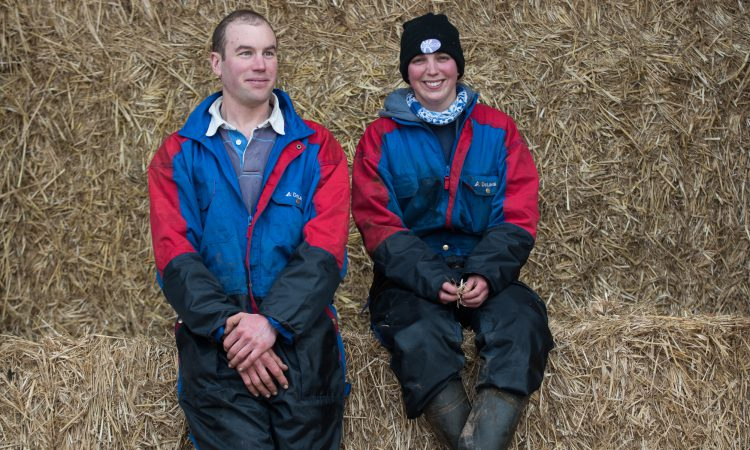 Brother and sister duo named OMSCo's Farm of the Year