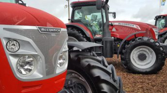 New tractor sales in the UK ease off following earlier surge