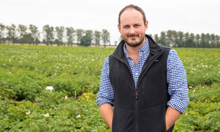AHDB appoints new potato knowledge exchange manager