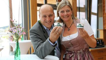 How a farmer ended up with a shop in Vienna's luxury shopping district