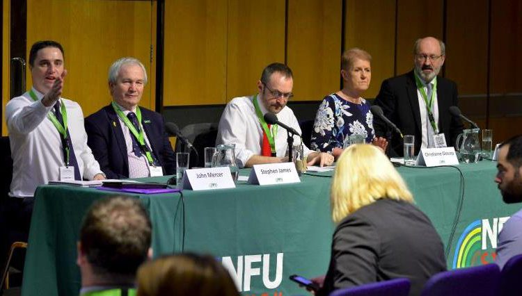 Welsh ambition for growth to take centre stage 2018 NFU Cymru conference
