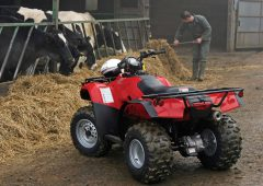 Devon farm fined £28,000 after child injured in ATV accident