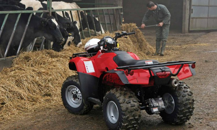 Several suspected stolen quads recovered in Lancashire raid