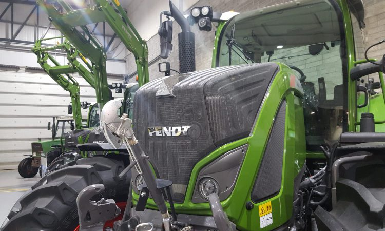 Fendt asserts its 'commitment' to major shows