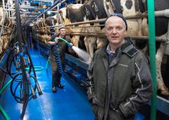 Dairy focus: Family with Welsh dairy history invests in the future