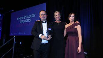 AFBI scientist wins Belfast Ambassador Award