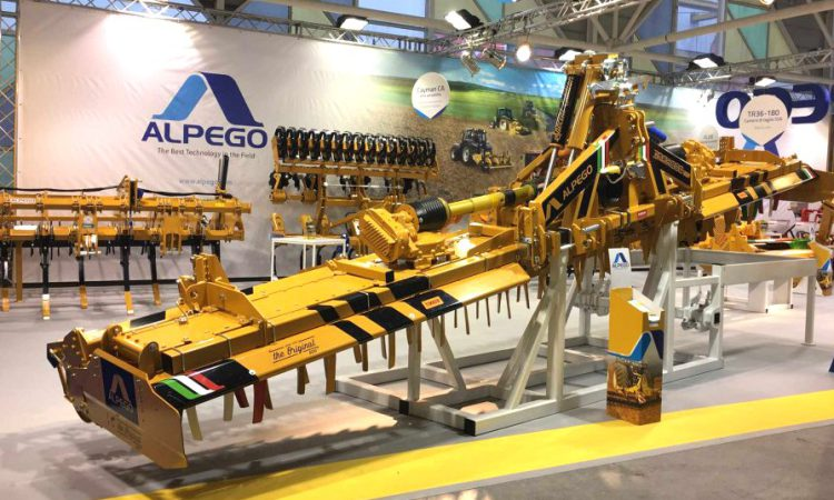 Clever machinery ideas abound at recent EIMA 2018 show