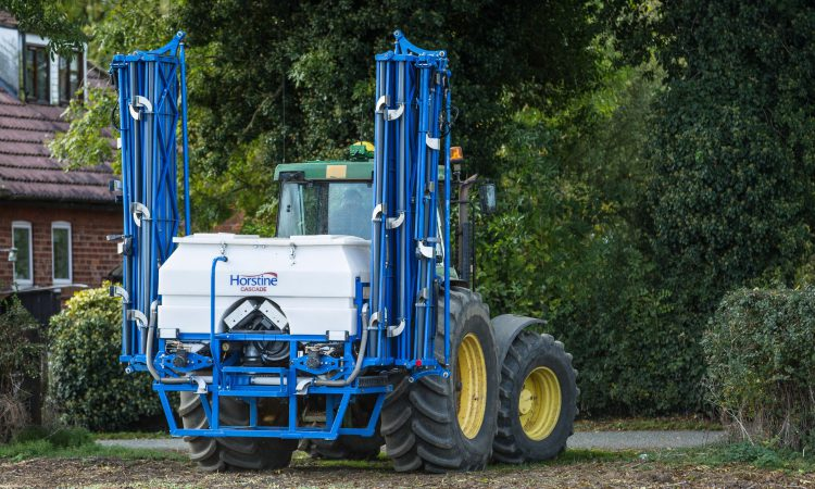 An alternative to the spinning disc…from Chafer Machinery