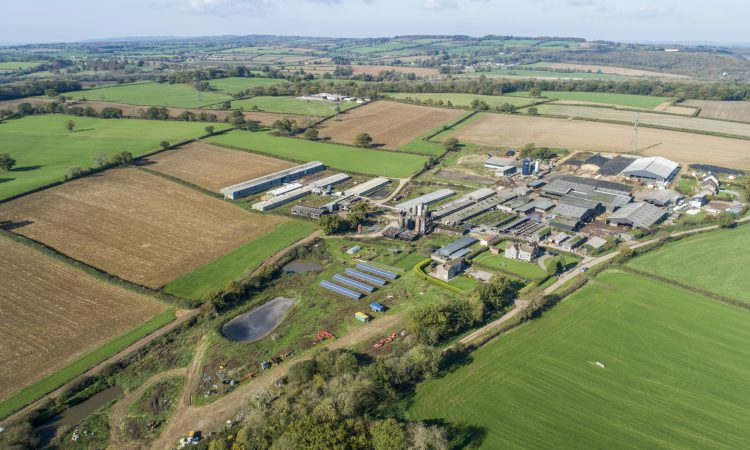562ac mixed farm hits market at £7.8 million in Somerset