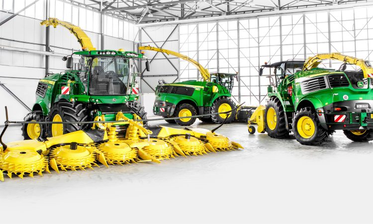 870hp John Deere undergoes German investigation…in Italy