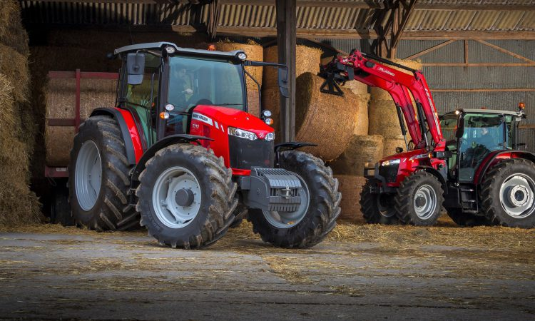 MF 6713 nominated for big accolade…in European tractor awards