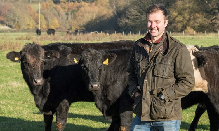 East Lothian farmer named AgriScot Scotch Beef Farmer of the Year