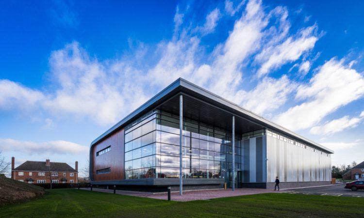 £4.4 million agri-tech innovation hub opened in Shropshire