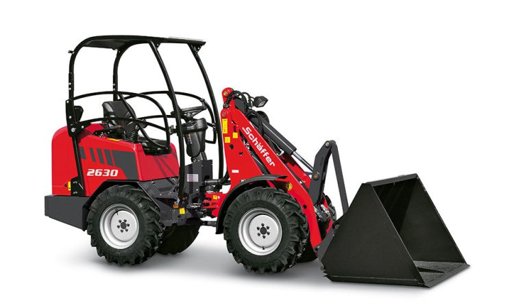 Let's 'torque' about Schaffer's new compact loader