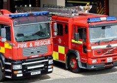 Man dies in Co. Antrim farmhouse fire