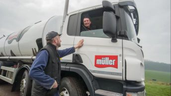 Muller announces cut to January farm-gate milk price