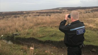 First UK Rural Crime 'Day of Action' takes place
