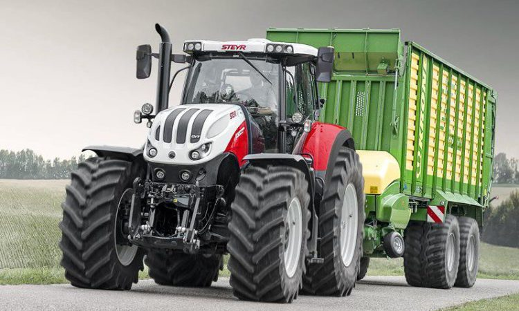 Steyr steps ahead with engine updates