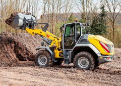 Wacker Neuson unveils 'contractor-spec' loading shovel