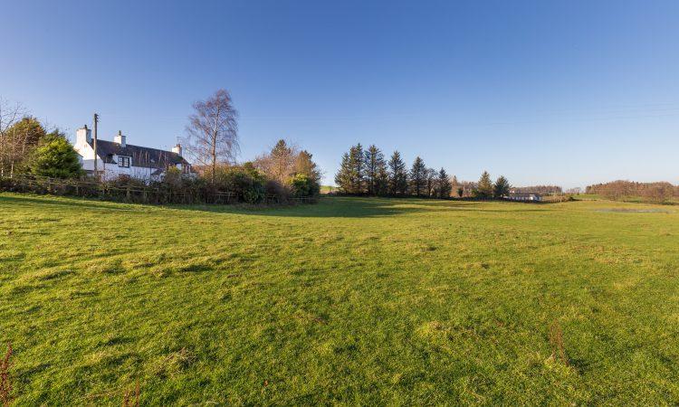 Compact Ayrshire farm boasts superb equestrian facilities