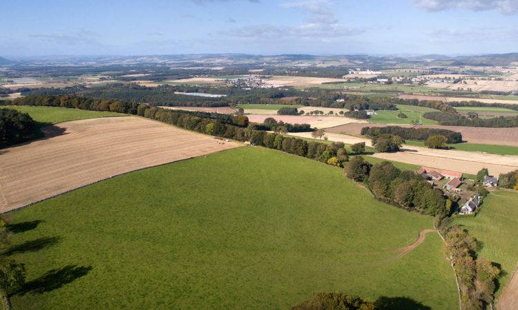 Excellent potential on 208ac livestock and arable farm near Fife