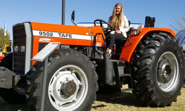 TAFE, the world's third largest tractor manufacturer, signs deal with Iseki
