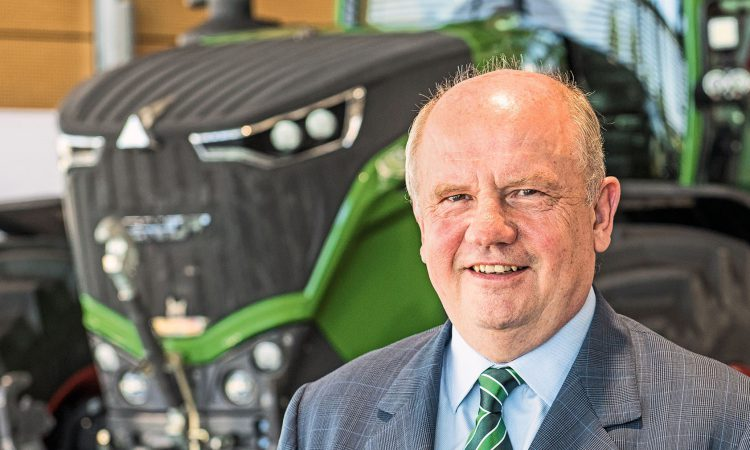 Change afoot at Fendt's top table