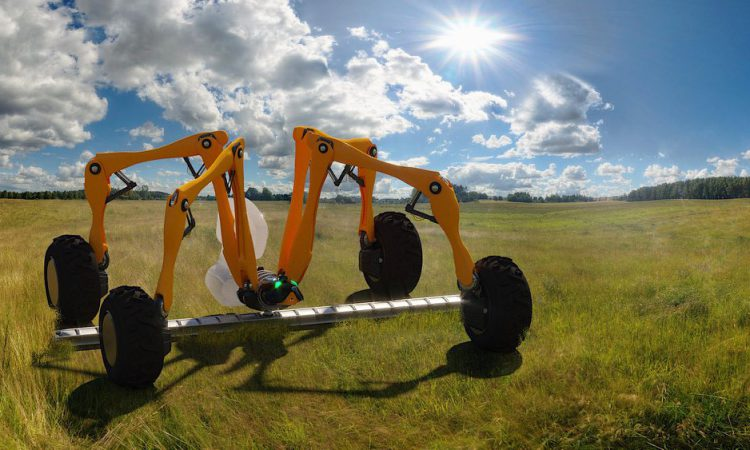 'Field' test: Agri robots to be put through their paces on farm trial
