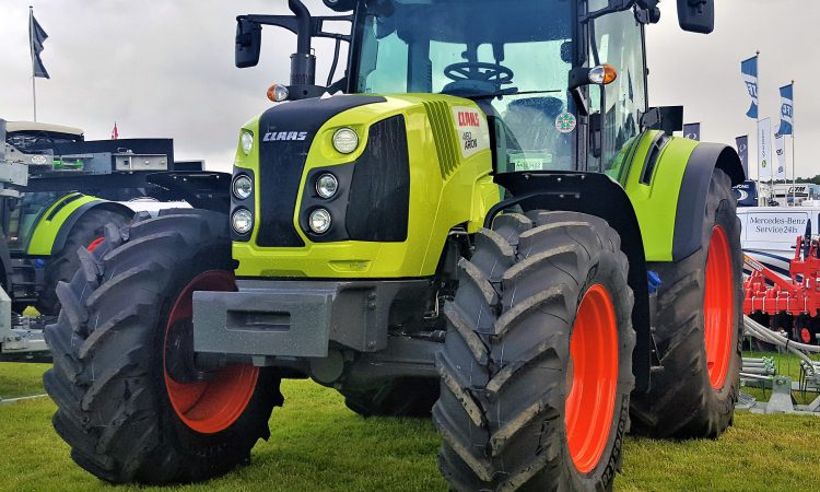 NI dealer wins 'Tractor Sales Performance Award', but which one?