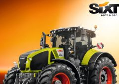 Update: Claas teams up with car rental giant to boost hire options