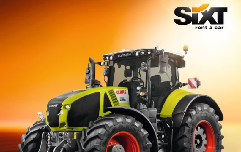 Update Claas Teams Up With Car Rental Giant To Boost Hire Options