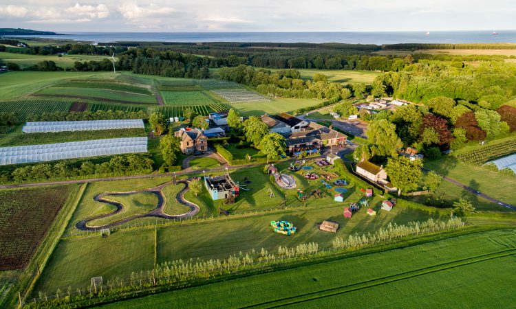 Thriving, profitable and well-established rural enterprise on the market in Angus