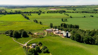Extensive and productive mixed farm on the market for £5,474/ac