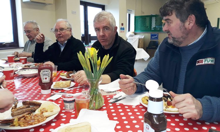 Welsh farmhouse breakfasts raise nearly £15,000 for charity