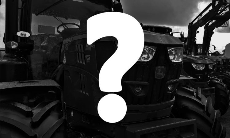 Nearly 4 of every 5 new tractors in the UK come from just 3 giants