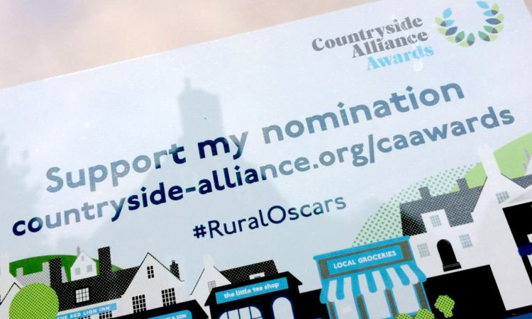 Meet the regional finalists in the 2019 Countryside Alliance Awards