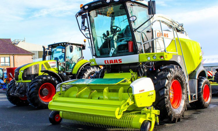 Monitor meet to show NI farmers how to review their machinery costs