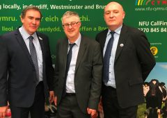 NFU Cymru members hear from new First Minister