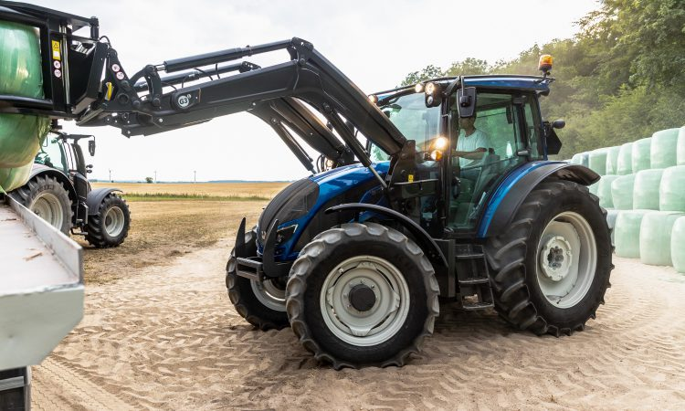 Pint-sized Valtra tractors get new gearbox and cab suspension